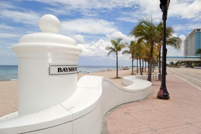 Vinylová Tapeta Fort Lauderdale Beach, Florida - Prázdniny
