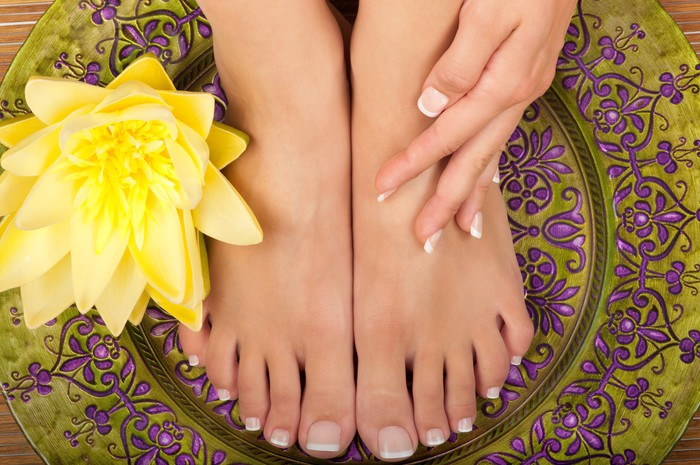 Pedicure i manicure spa