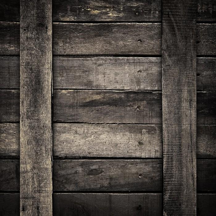 tableau sur toile planche en bois grunge pixers nous vivons pour changer. Black Bedroom Furniture Sets. Home Design Ideas