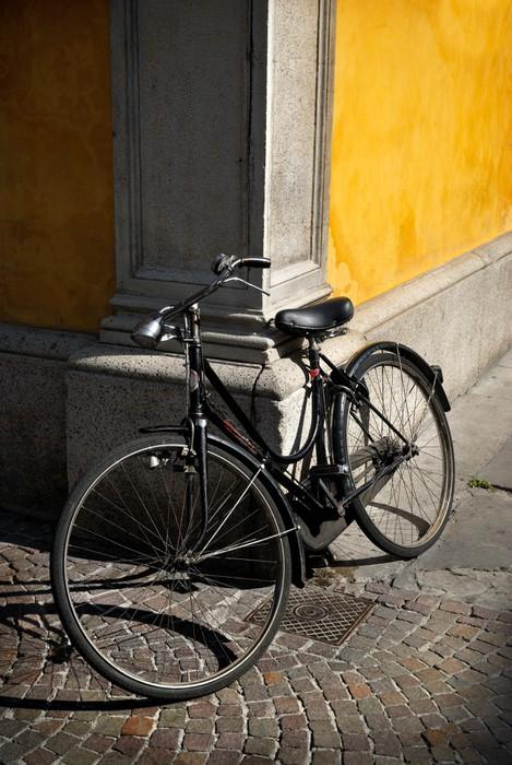 Ancienne Bicyclette papier peint italienne ancienne bicyclette • pixers® - nous vivons