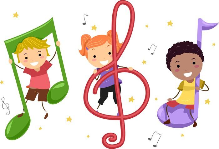 Znalezione obrazy dla zapytania muzyka obrazki dla dzieci