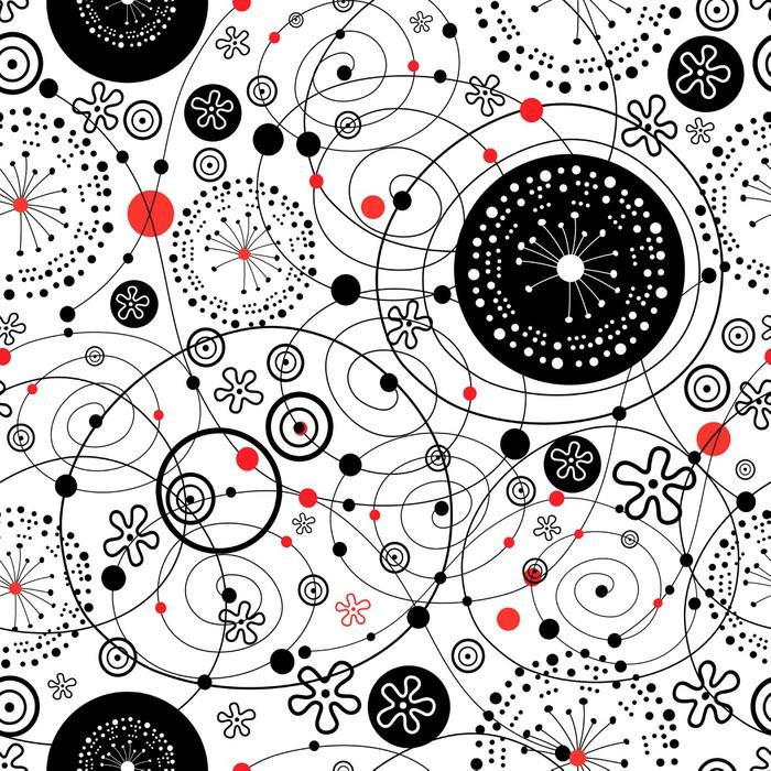 Vinylová Tapeta Grafický textura - Pozadí
