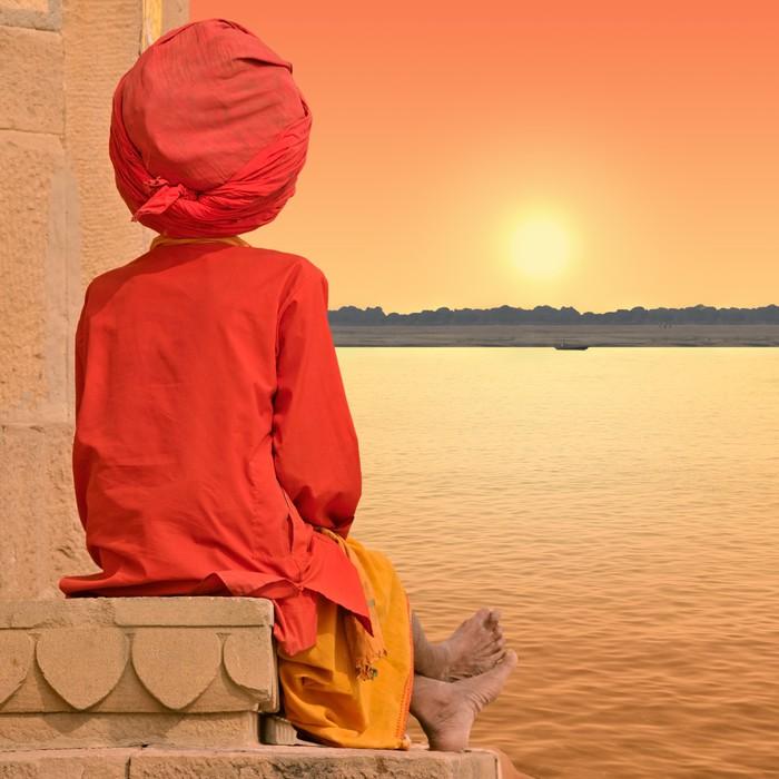 Vinylová Tapeta Meditacion - Asie