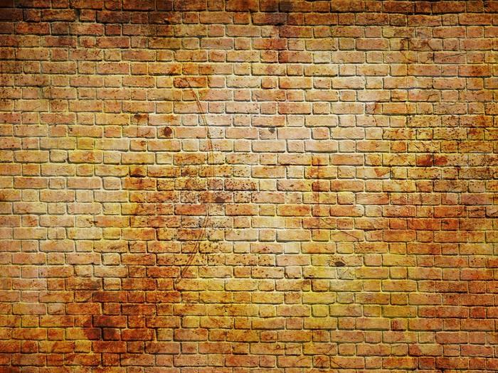 Vinylová Tapeta Muro vecchio - textury - Pozadí