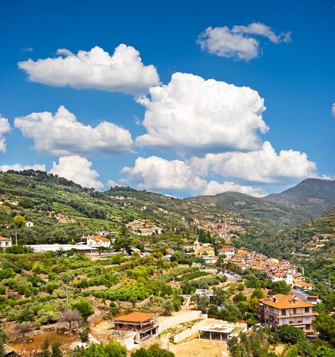 Papel pintado paisaje italiano t pico pixers vivimos for Papel pintado paisajes