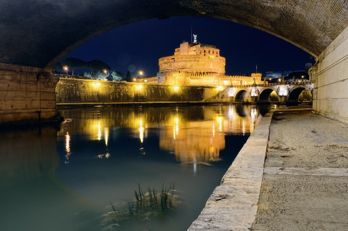 Nálepka Pixerstick Ancient rome - Témata