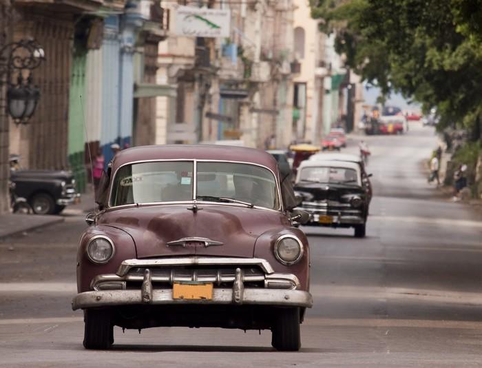 Vinylová Tapeta Vlastní Kuba 02 - Kuba