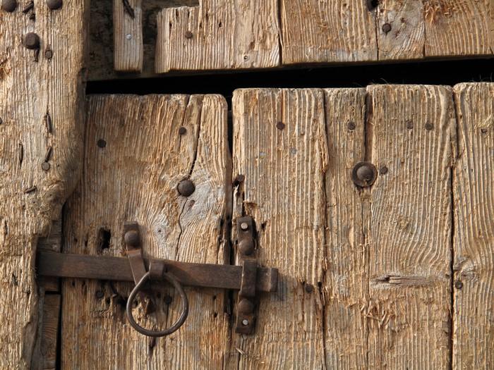 Vinylová Tapeta Porte ancienne - traditionnal dveře - Evropa