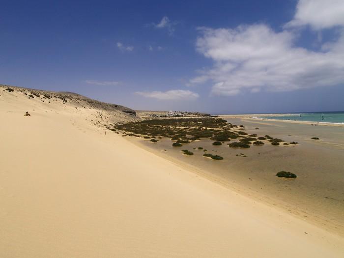 Vinylová Tapeta Jandia Beach, Fuerteventura, Kanárské ostrovy, Španělsko - Prázdniny