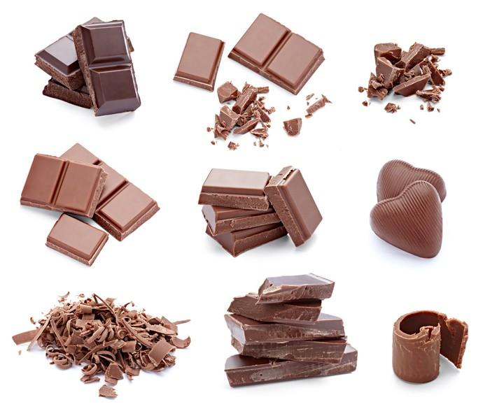 Vinylová Tapeta Ks čokoládový dezert sladký jídlo - Jídla