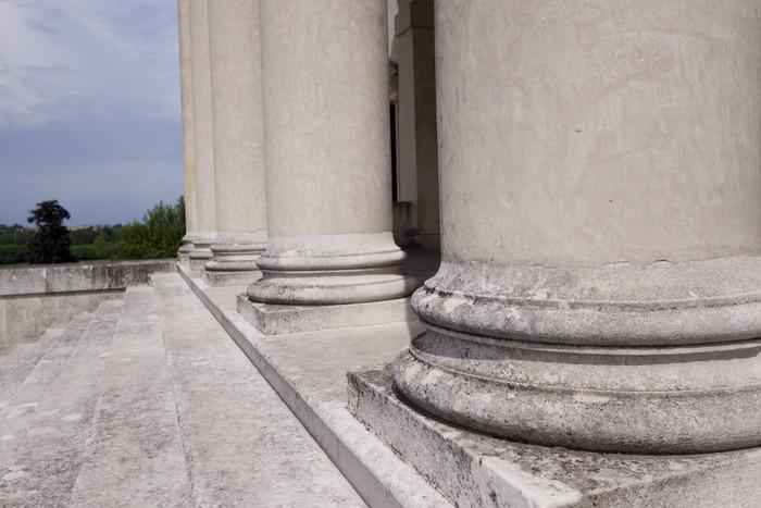 Vinylová Tapeta Villa Almerico-Capra Detta La Rotonda di Andrea Palladio - Evropa