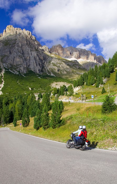 Vinylová Tapeta Sellagruppe - Dolomity - Alpen - Evropa