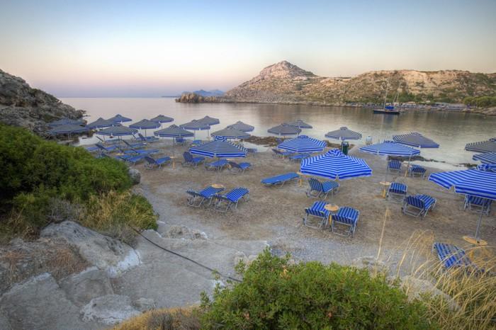 Vinylová Tapeta Anthony Quinn Bay, Rhodes, Greece - Evropa