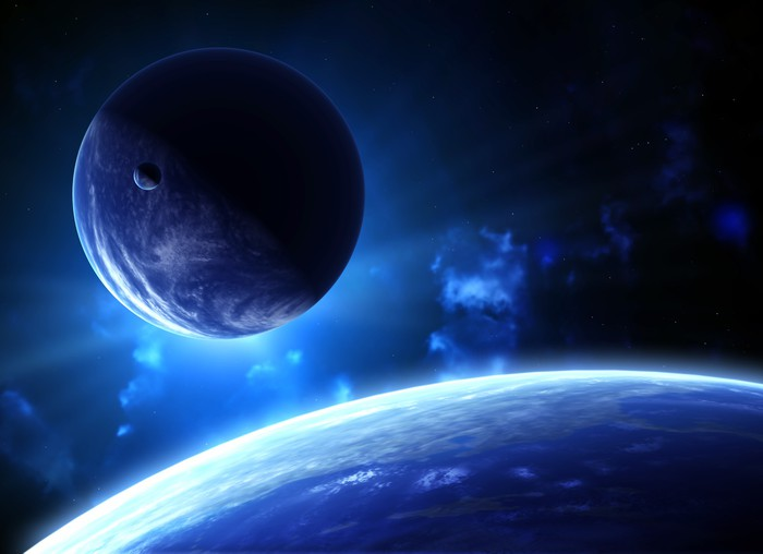 Behang Kinderkamer Ruimtevaart : Fotobehang ruimtevaart u pixers we leven om te veranderen