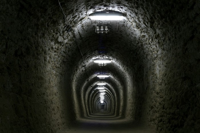 Tunnel of life