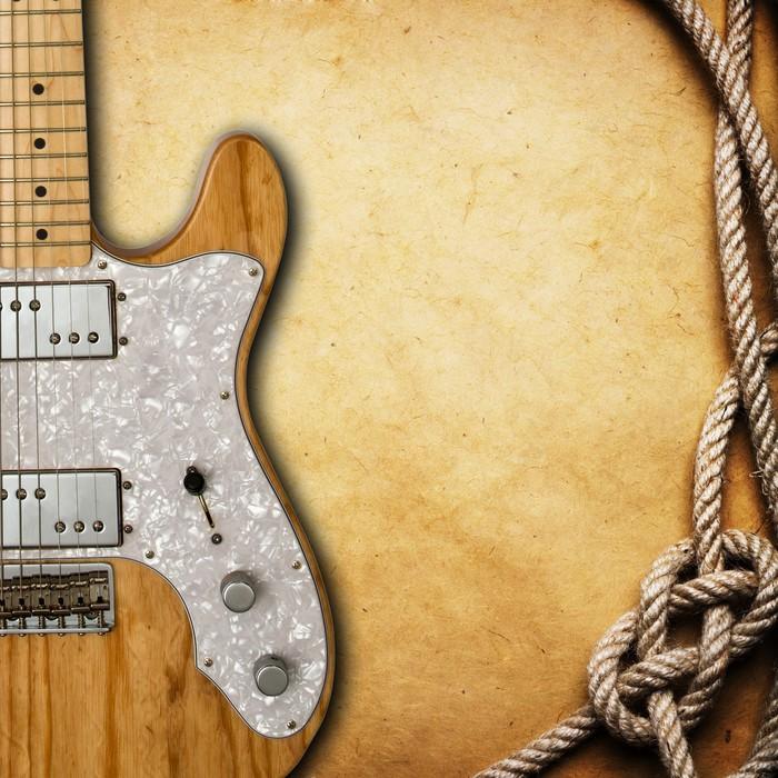 fototapete electric guitar pixers wir leben um zu. Black Bedroom Furniture Sets. Home Design Ideas