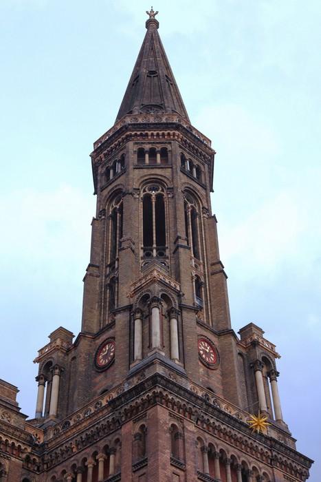 Vinylová Tapeta Zionskirche v Berlíně - Evropská města