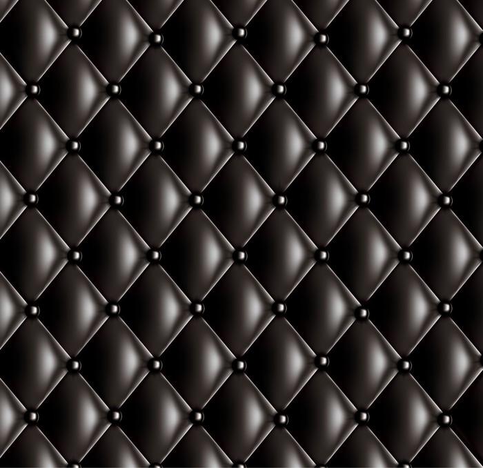 papier peint fond capitonn noir pixers nous vivons pour changer. Black Bedroom Furniture Sets. Home Design Ideas