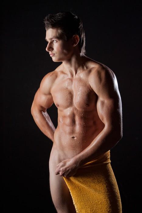 man towel Sexy