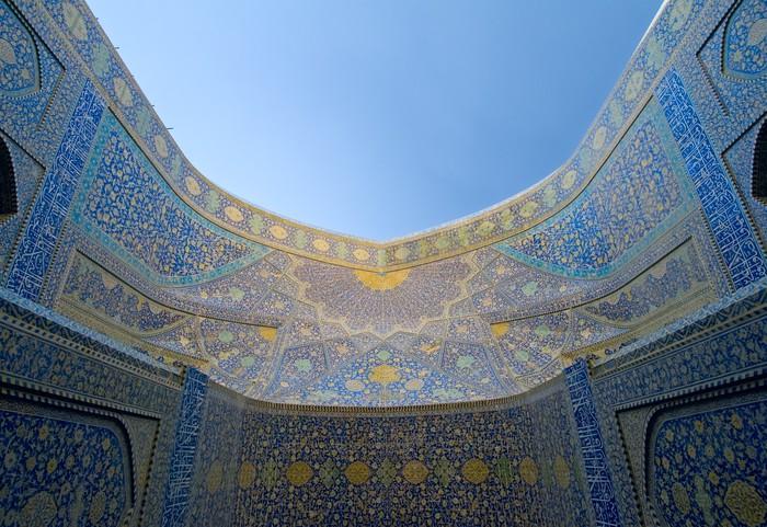 Vinylová Tapeta Imam Mosque, Isfahan, Írán - Střední Východ