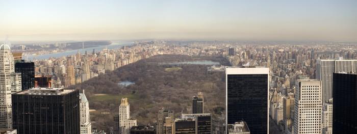 Vinylová Tapeta Central Park - Americká města