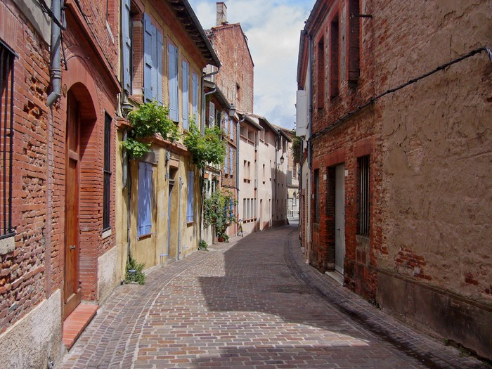 Plakát Village - Evropa