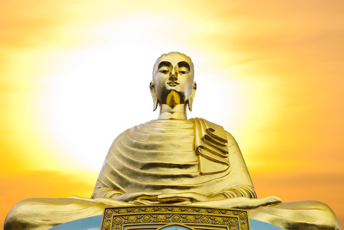 Vinylová Tapeta Big Buddha - Témata