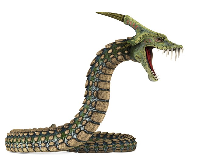 papier peint dinosaure anaconda vue de c t d 39 attaque. Black Bedroom Furniture Sets. Home Design Ideas