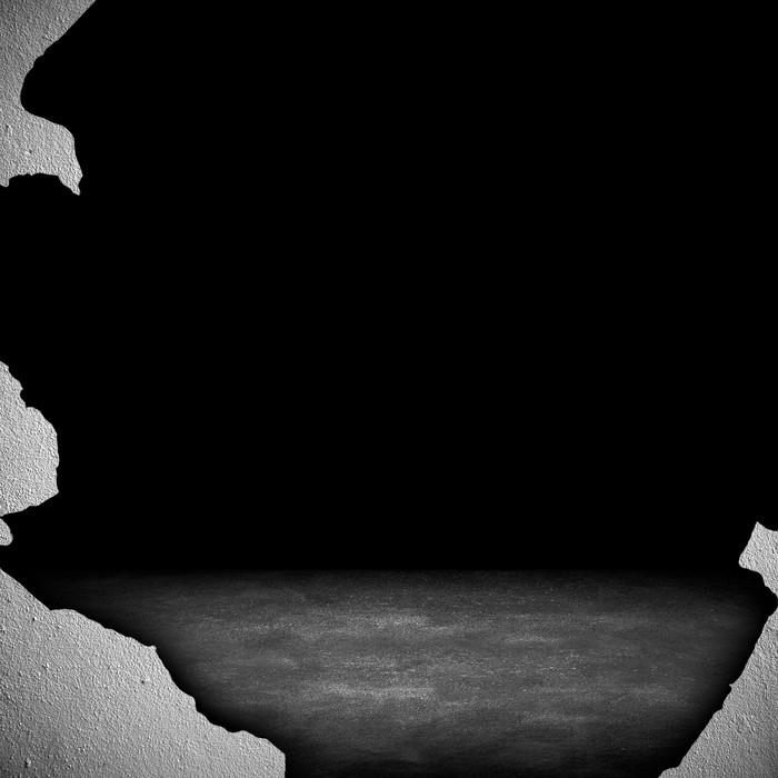 Vinylová Tapeta Rozbité zdi - Těžký průmysl