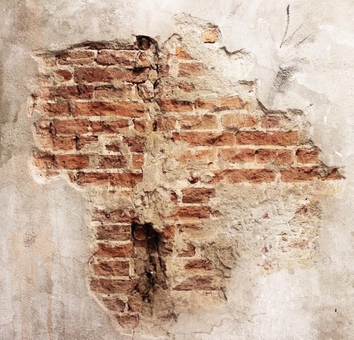 Papier peint vieux mur o pixersr nous vivons pour changer for Kitchen cabinets lowes with papier peint 4 mur