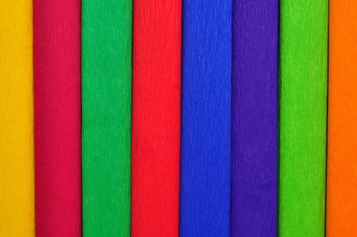 Rotoli Di Carta Colorata : Carta da parati sfondo con rotoli di carta colorata tessuto