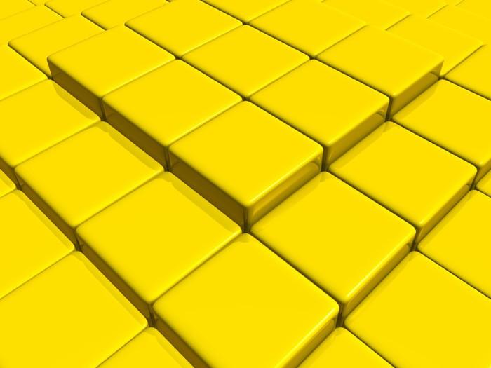 Vinyltapete Cubes 1.31 - Geschäftskonzepte