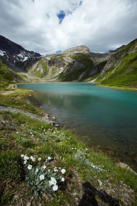 Vinylová Tapeta Natur parku Hohe Tauern II. - Prázdniny