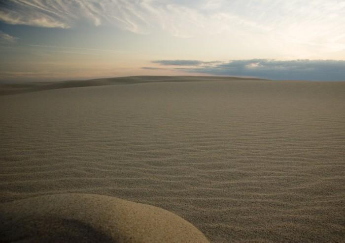 Vinylová Tapeta Dunes - Přírodní krásy