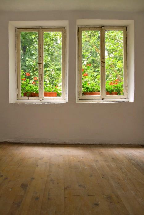 Fototapete Fenster fototapete fenster im alten bauernhaus pixers wir leben um zu
