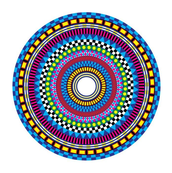 papier peint roue psych d lique pixers nous vivons pour changer. Black Bedroom Furniture Sets. Home Design Ideas