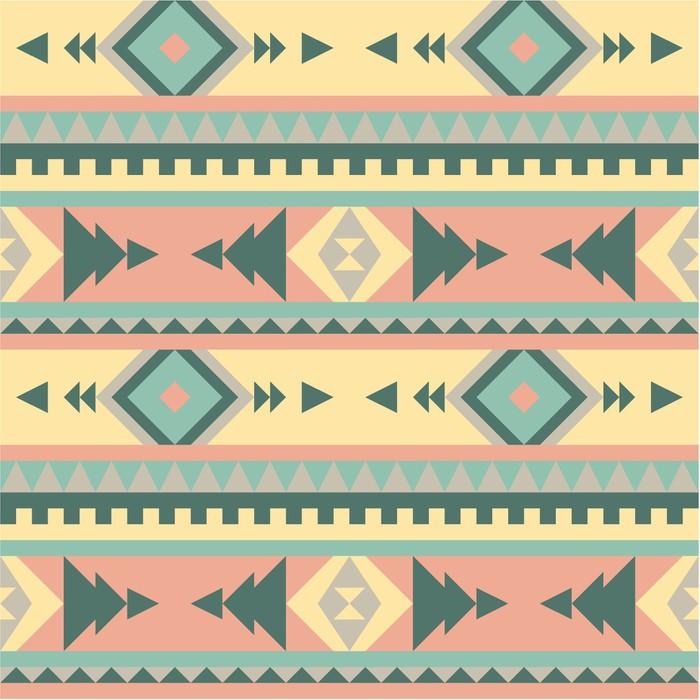 Papier Peint Vinyle Seamless tribale # 2 - Styles