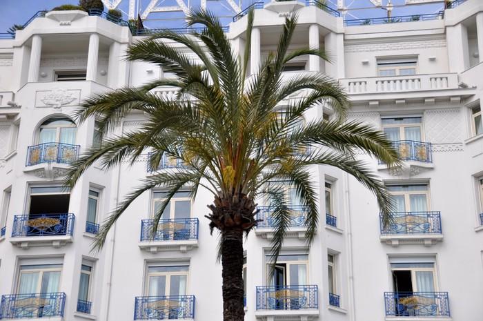 Vinylová Tapeta Palác Méditerranée luxe hotel - Úspěch