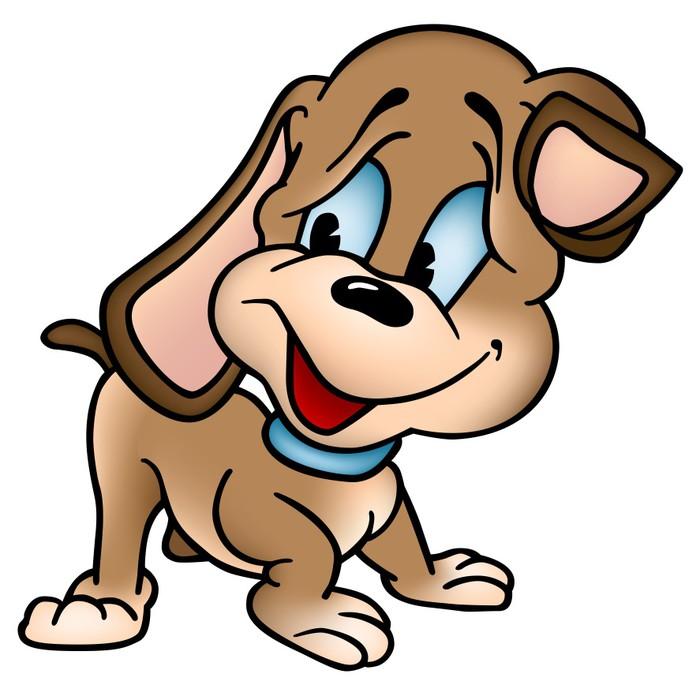Výsledek obrázku pro štěně kreslené