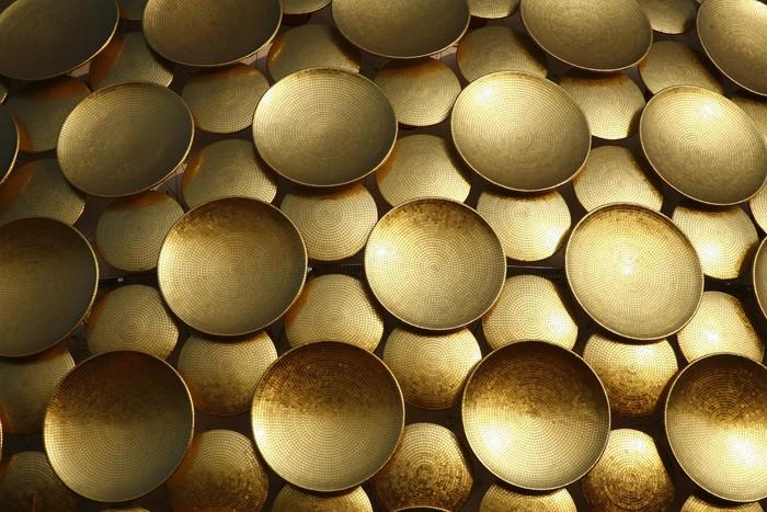 Vinylová Tapeta Matrimandir Ashram z Auroville, Tamil Nadu, Indie - Asie