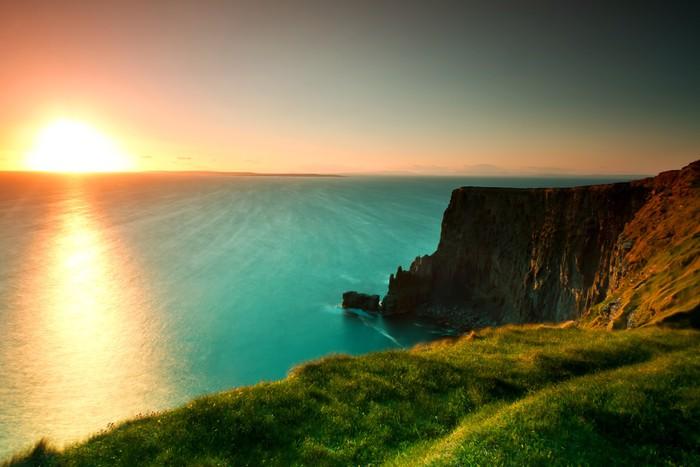 Vinylová Tapeta Cliffs of Moher v hrabství Clare, Irsko - Témata