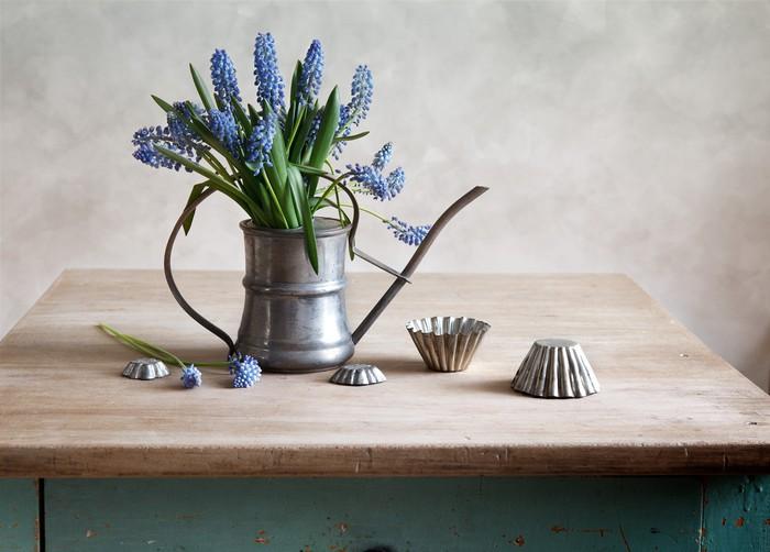 Vinylová Tapeta Zátiší s hyacint - Domov a zahrada