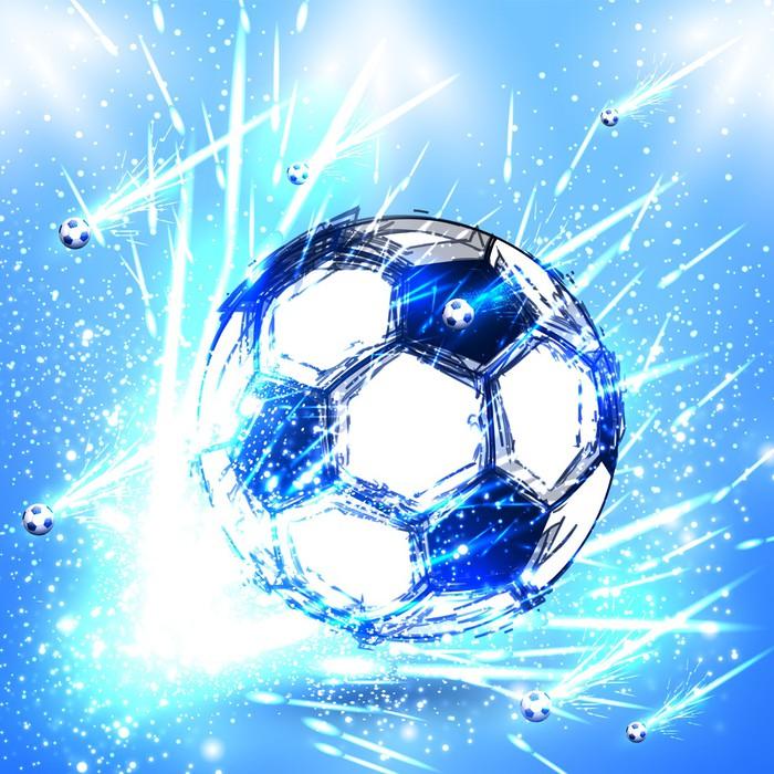 Carta da parati calcio stadio luce pixers viviamo per for Carta da parati vinile