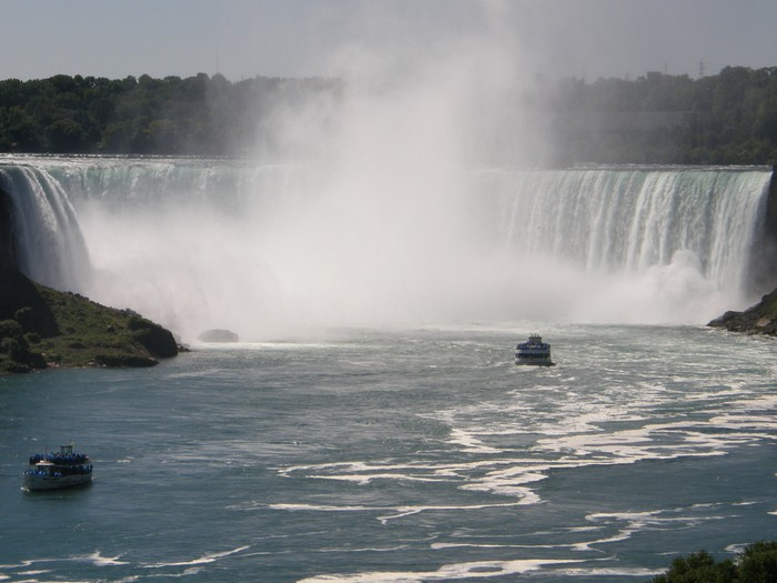 Vinylová Tapeta Niagara Falls - USA / Kanada - Amerika