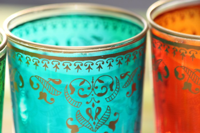 Vinylová Tapeta Marocké brýle - marocké brýle - Doplňky