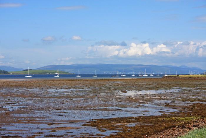 Vinylová Tapeta Firth of Clyde - Evropa