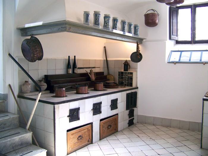 sticker cuisine ancienne pixers nous vivons pour changer. Black Bedroom Furniture Sets. Home Design Ideas