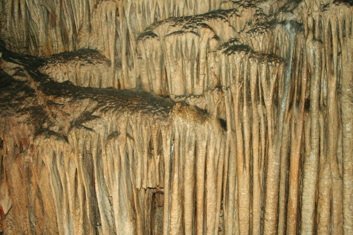 Vinylová Tapeta Stalaktity a stalagmity - Pozadí