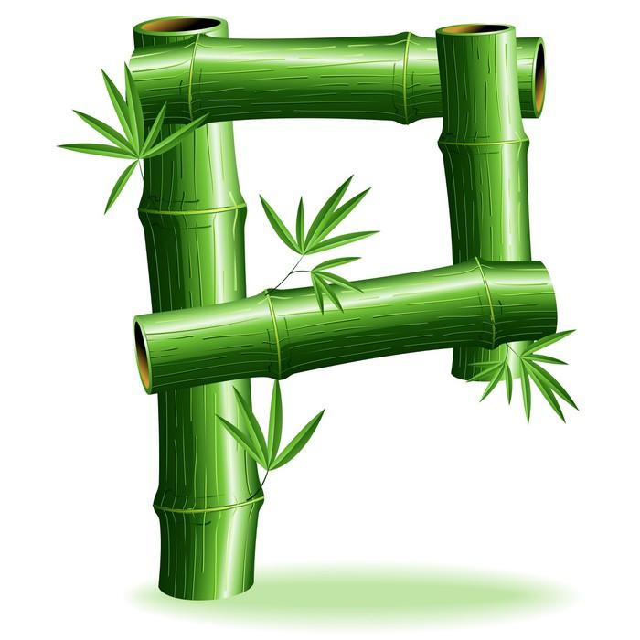 Papier peint bamboo lettre p lettre p logo connexion for Kitchen cabinets lowes with poser papier peint