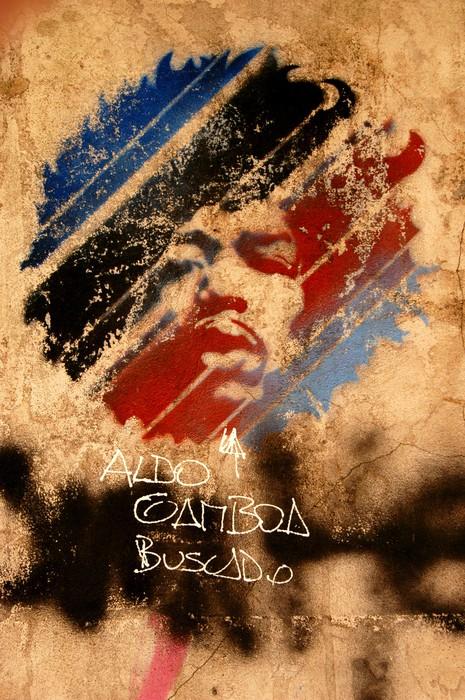 Vinylová Tapeta Jimi Hendricks street art - Témata